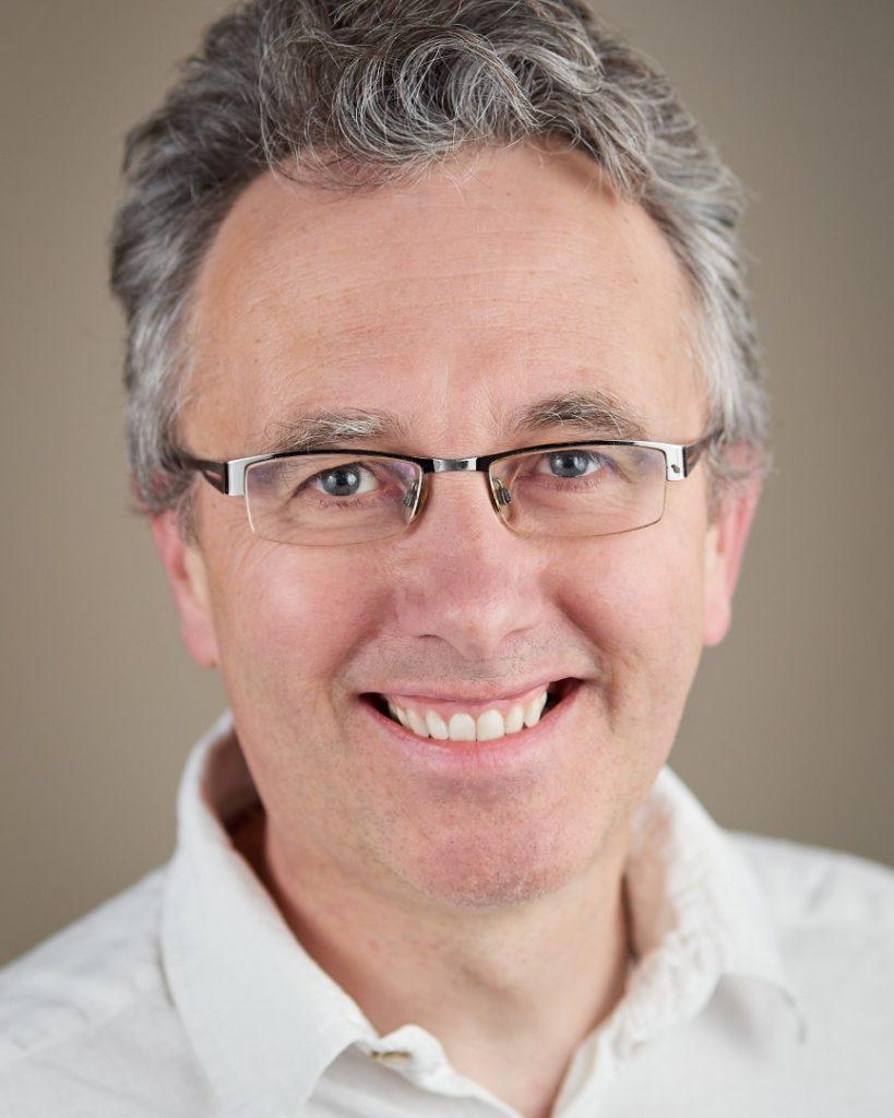 Portrait of Alan