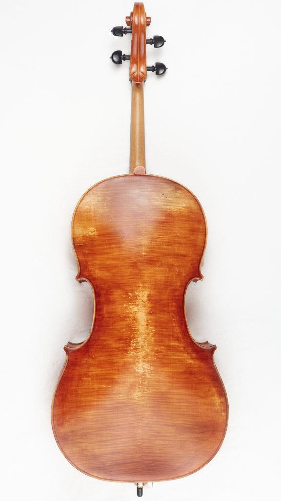 Back of Cello