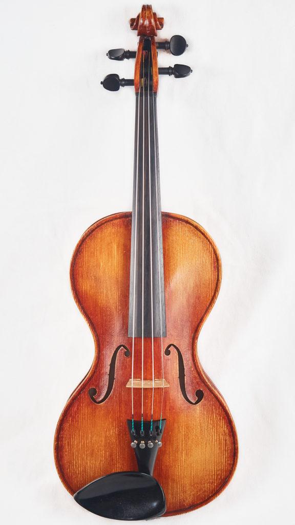 3/4 sized violin