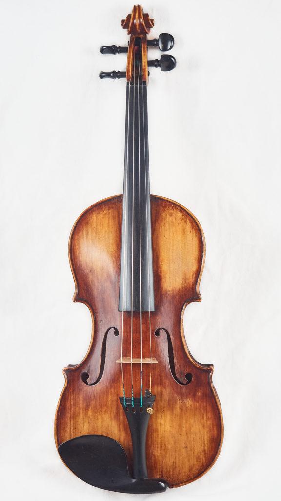 Antiqued Italian Style Violin