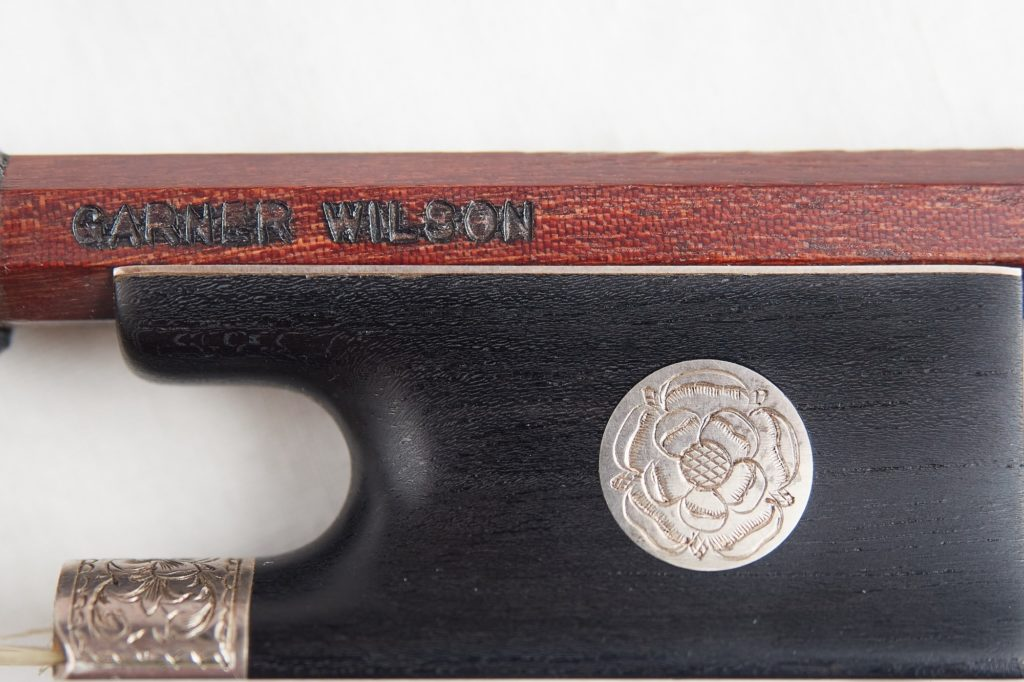 Frog of Wilson bow