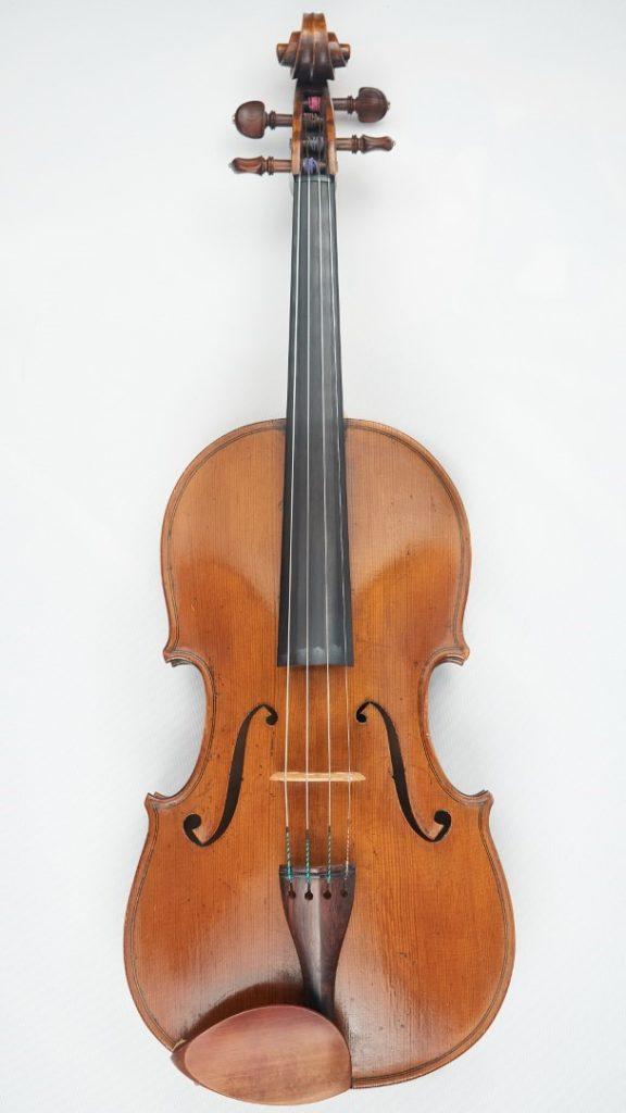 Front of Richardson Viola